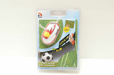 TRUST NETHERLAND USB SOCCER OPTICAL MOUSE WITH MOUSEPAD SPAIN TEAM FUTBOL ESPAÑA