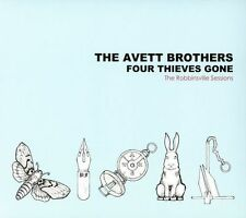 Four Thieves Gone: The Robbinsville Sessions by The Avett Brothers (CD,...