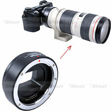 Electronic Adapter Ring AF for Canon EF EF-S Lens Sony NEX E full-frame Camera