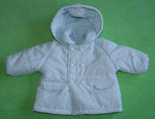 Dani England blue hooded jacket for boy 6 months