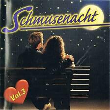 Musik CD Sampler Schmusenacht - Vol.  3