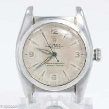 Rolex Vintage Stainless Steel Bubbleback Ref. 2940 out of an Estate! Refin. Dial