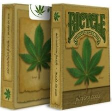 1 Deck Bicycle Hemp Standard Poker Playing Cards Sealed New In Box