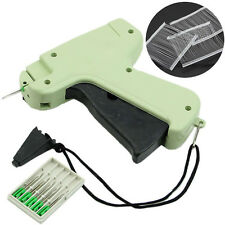 Clothing Garment Tagging Gun with 6 steel needles + 2500 Kimble Tag Label Barb