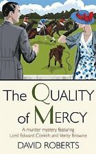 The Quality of Mercy: A Murder Mystery Featuring Lord Edward Corinth a-ExLibrary