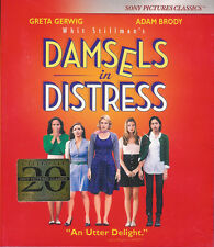 Damsels in Distress ~ New Sealed Blu-ray ~ FREE Shipping Within USA