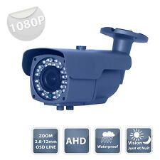Camera surveillance B75M1080P  IR 36 LED IR CUT - 1080P métal - Waterproof