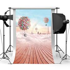 3x5FT Vinyl Children Style Photography Backdrop Photo Props Studio Background