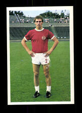 Ferdinand Heitkamp Kickers Offenbach Bergmann Sammelbild 1968-69 + A 123561