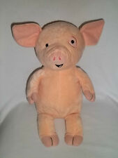 Kohls IF YOU GIVE PIG A PANCAKE Plush Laura Numeroff Party Stuffed Pink Animal