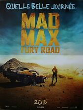 MAD MAX FURY ROAD Affiche Cinéma / Movie Poster George Miller 60x40
