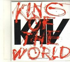 (DT726) KVA, King Of The World (The Undefeated Champion) - 2012 DJ CD