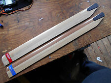 550 mm THUNDER TIGER WOODEN MAIN ROTOR BLADES CLEAR