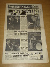 MELODY MAKER 1957 APRIL 20 PRINCESS MARGARET JOHNNIE RAY FRANKIE LAINE +