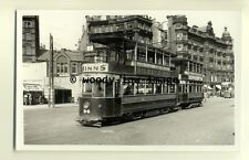 tm4823 - Newcastle Tram no 96 to Central Station - photograph