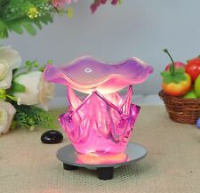 Fusha Electric Scented Oil Warmer Lamp Wax Tart Burner Fragrance Diffuser