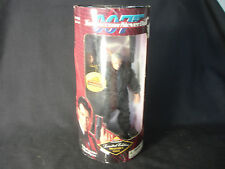 007 Tomorrow Never Dies Ellicot Carver James Bond Action Poseable Figure Doll