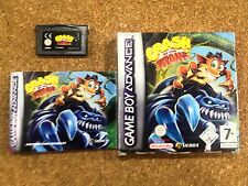 Crash of the Titans  ** Nintendo Game Boy Advance GBA ** Pal version