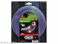15M STRIMMER LINE 1.6mm FOR BOSCH ART30DF OREGON DUOLINE + TRIMMER line