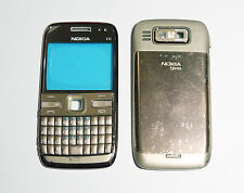 gold brown Housing cover fascia facia faceplate case for Nokia E72