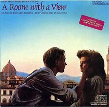 A Room With a View Soundtrack, Richard Robbins CD 1986 Filmtrax Japan