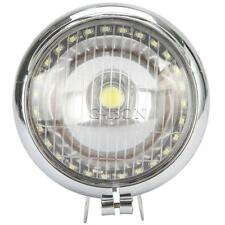 Chrome LED Passing Fog light F Harley Electra Glide Ultra Classic FLHTCU FLHTC