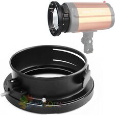 Godox Universal Mount To Bowens Mounts Speed Ring Adapter Studio Flash Strobe