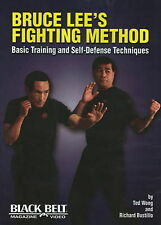 Bruce Lee's Fighting Method: Basic Training and Self-Defense Techniques by...