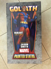 BOWEN GOLIATH RED VARIANT STATUE #344/500 RARE ONLY 1 ON EBAY AVENGERS HANK PYM