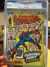 The Amazing Spider-Man #121 CGC 8.0 (Death of Gwen Stacy)