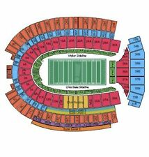 Ohio State Buckeyes Football vs Nebraska Tickets 11/05/16 (Columbus)