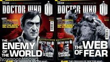 Dr Doctor Who Magazine # 466 - Our Choice of Cover - Enemy of World/Web of Fear