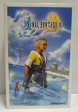 FINAL FANTASY X PRESS KIT BOX DEMO PS2 PLAYSTATION 2 ACTION FIGURE YUNA RARE