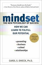 Mindset: The New Psychology of Success by Carol Dweck (288 pages) (Paperback)