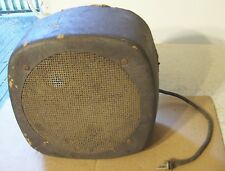 30s 40s Rat Rod speaker Chevy Ford plymouth Dodge GM ?? 34 35 36 37 38 39 40 41?