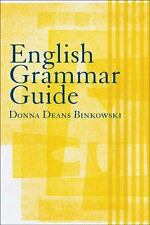 English Grammar Guide by Audrey L. Heining-Boynton, Donna Binkowski and...