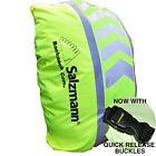 Reflective High Hi Viz Rucksack Backpack Cover Cycling Running Waterproof Bag