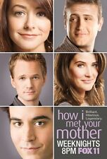 POSTER HOW I MET YOUR MOTHER E ALLA FINE ARRIVA MAMMA 1