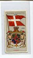 (Jt785-100)Players,Countries Arms & Flags, Denmark ,1912 #13