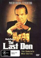 Mario Puzo's The Last Don (DVD, 2008)