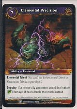 World of Warcraft TCG - Elemental Precision #6 - Horde Shamen