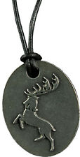 *NEW* Game of Thrones Baratheon Pendant Leather Thong - Official Licensed HBO