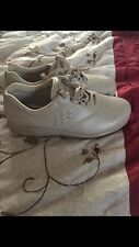 SAS WOMENS TRIPAD COMFORT  OXFORD WALKING SHOES, BEIGE SIZE 10 M EUC!!
