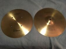 "Zildjian quick beat 14"" Hi hats"
