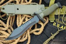 Spain AITOR Jungle King Bowie Hunting Knife Messer Jagdmesser Buschmesser NEU