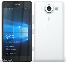 Microsoft Lumia 950 Dual SIM (White, 32 GB) RM-1118 | Open Box Like New