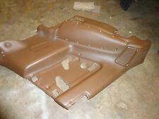 Toyota Supra MK3 1990-92 Passenger Rear Door Panel Dark Beige OEM