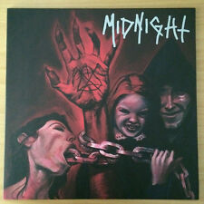 Midnight - No Mercy For Mayhem [ LP, Color, Hells Headbanger, NEW ] Nunslaughter