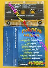 MC EMOZIONI IN MUSICA Le ragazze e la musica SPAGNA PATTY PRAVO no cd lp dvd vhs