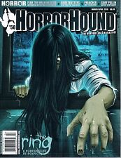 Horrorhound #58 The Ring Fear Walking Dead Ghostbusters Preacher 2016